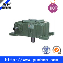 High heat-radiating efficiency WPX worm gear speed reducer