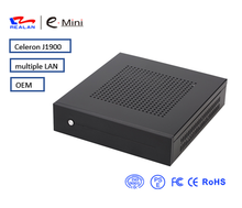 Desktop dual nic android x86 fanless celeron J900 win 8 mini pc with 4gb ram