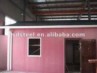 ISO&CE modern prefabricated house