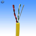 ul2464 24awg 2 pair twisted shielded electrical cables