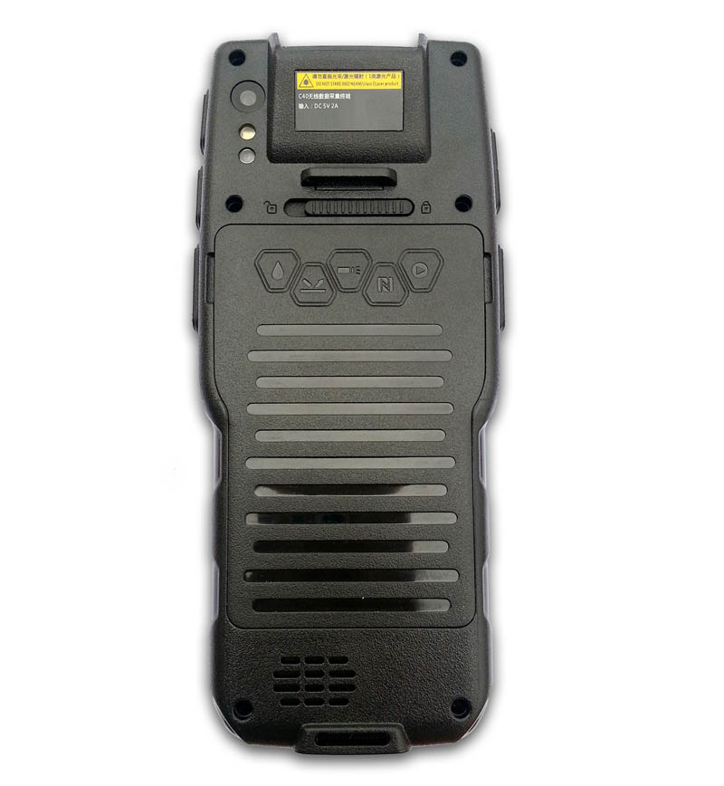 3.2 inch 3G handheld logistic pda with biggest battery GPS handheld pda machine