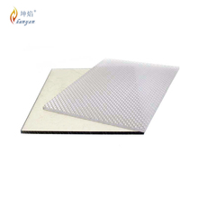 Factory price polycarbonate shield for canopy material