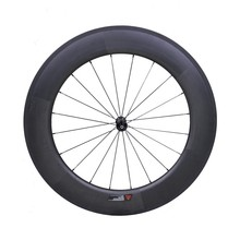 25mm Width 88mm Depth Carbon Clincher Wheels Chinese