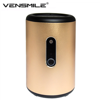 Vensmile I10 MINI PC Bay Trail Z3735F DDR 2GB emmc 32GB Win10 hot selling black gold discount value Best Buys vensmile mini pc