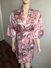 Alibaba Good Quality bridesmaid morning sleeping robes