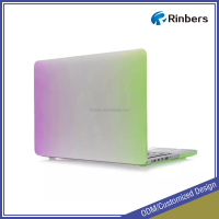 Rainbow Parrten Hard Shell Case for MacBook Pro 13 15 Retina Cover