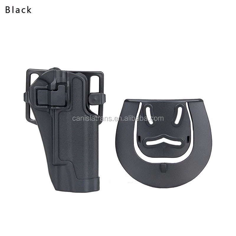 Tactical 1911 gun holster hunting equipment Black airsoft gun holsters CL7-0004