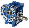 china manufacturer RV series small gearbox . worm gear reducer for sale HWRV-075 series