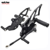 BJ-ARS-ZX300-13 Motorcycle CNC Adjustable Rearset Rear Set For Kawasaki Ninja 300 2013-2016
