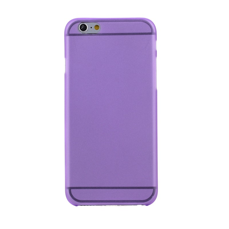 Bulk Buy Hot Selling Factory Price Ultra Thin 0.3mm PP Case for iPhone 6 6s
