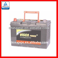 Maintenance Free Car Battery MF95D31R 12V80AH