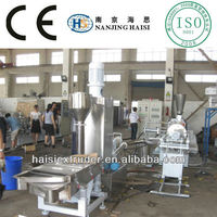 TSE-75D SHJ-65B twin screw plastic extruder water-ring hot-face pelletizing Line