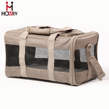 Large Duffle Pet Carrier for Dogs TSA Approved Cat Carrier Medium