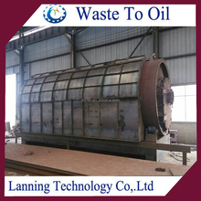 USED TYRE RECYCLING OIL