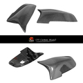 New Carbon Fiber Car Mirror Covers For F10 F18 F11 2010-2013 Auto Body Kits