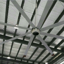 0.4kw 14FT Vietnam Ventilation AC DC ceiling mounted fan