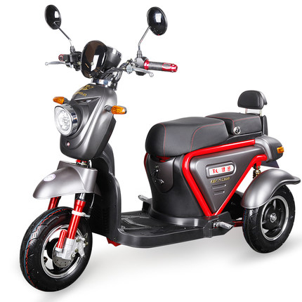 Electric scooter 48v 500w 3 wheel adult mobility scooter/handicapped scooter/motorcycle