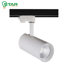 pure aluminum housing high efficiency 10w 20w 30 led spotlight