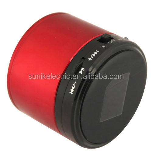 list small business ideas mini round speakers new model radio wireless Bluetooth speakers