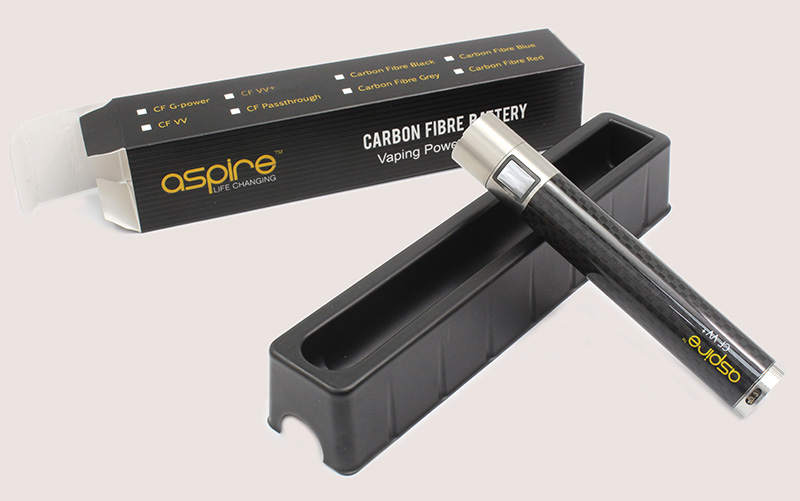 ego battery aspire carbon fibre battery 3000 mah battery e-cigarette ego in stock