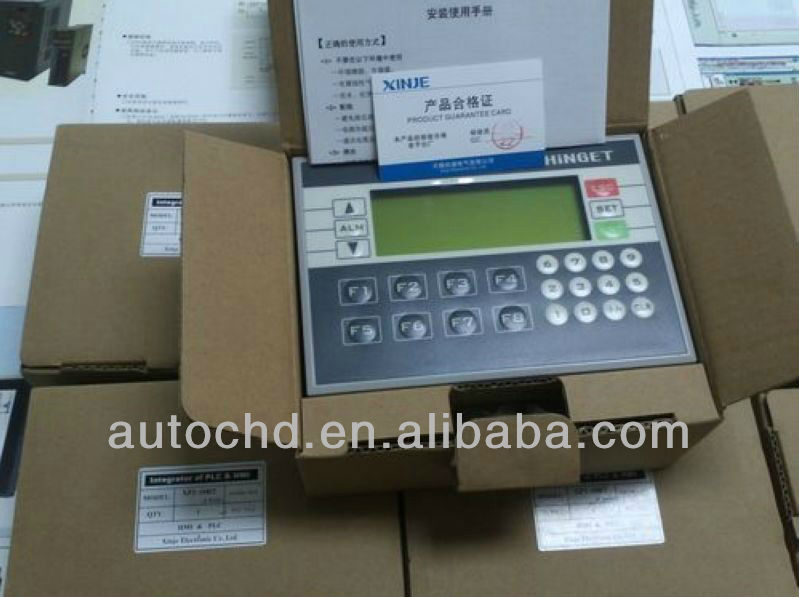 XP3-18RT New Original 3.7 inch XINJE integrated plc and hmi