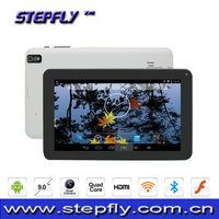 9 inch capacitive touch screen ATM7029 Quad core Android 4.4 WIFI Bluetooth tablet pc-M907