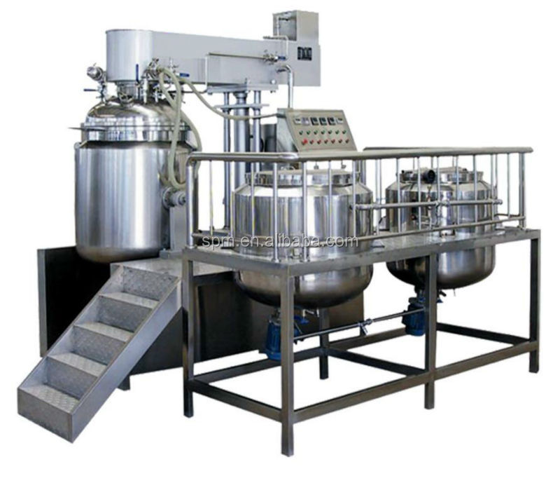 ZJR Vacuum emulsification machinef or pharmaceutical