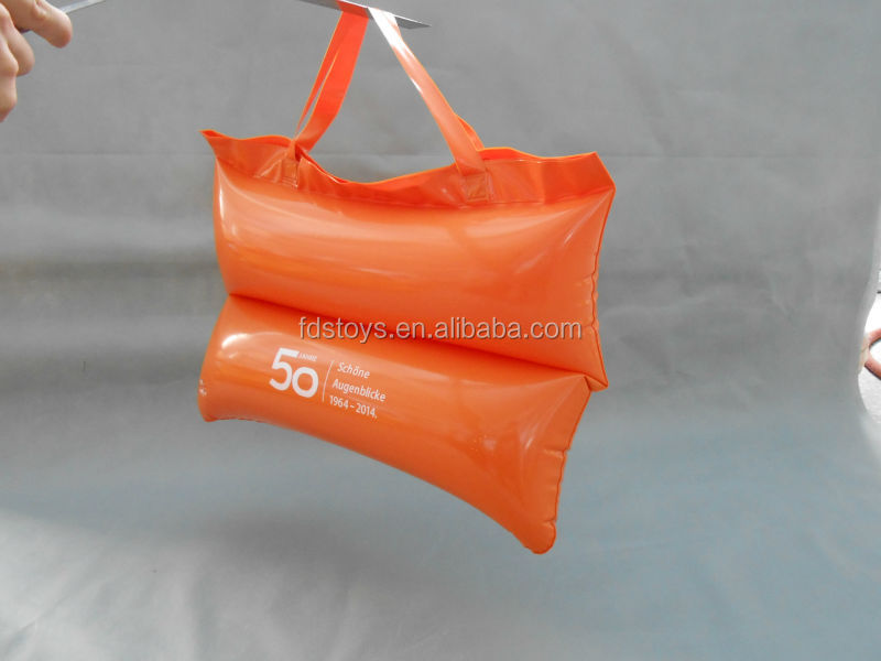 air inflatable bag PVC inflatable bag inflatable beach bag