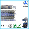 PVC ribbed steel wire spring hose