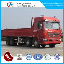 12 wheelers cargo truck cargo heavy truck 35tons Shachman lorry truck for sale