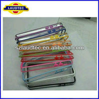 New Coming Case for Iphone5C, Bling for Iphone 5C Case Bumper, Laudtec