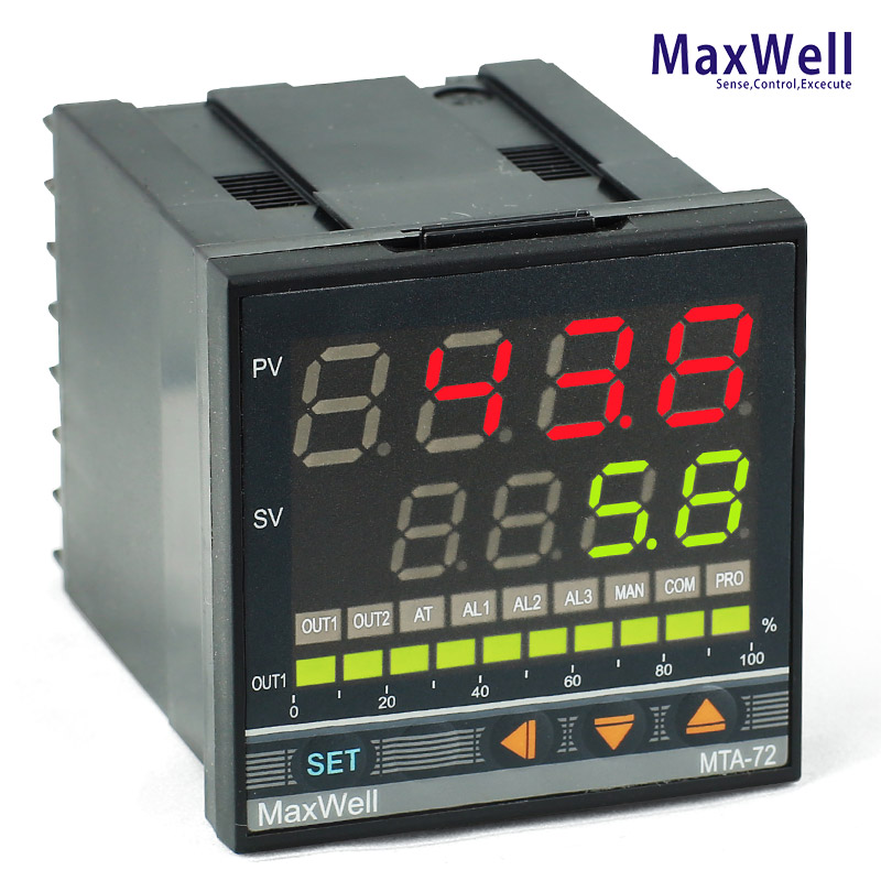 MaxWell MTA72 72mm*72mm high quality temperature controller