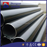 LSAW high quality pipes 36 inch ASTM A53 gr.b schedule 40 carbon steel welded pipe and tube for oil transportation
