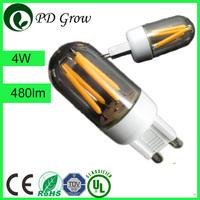 high power G9 7.5w led spot light cob light sourceul filament candle bulb/led chandelie lampst/halogen lamp