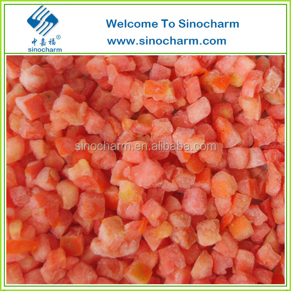 Best Selling Diced Frozen Tomato