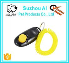 Printed LOGO Mini Pocket Dog Product Dog Button Clicker for Dog Training