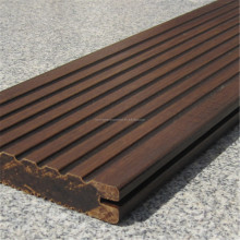 Carbonized bamboo discount outdoor decking