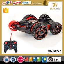 Powerful 5 rounds stunt mini rc car
