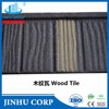JINHU Stone Coated Metal Roof Roofing Tile Manufacturer
