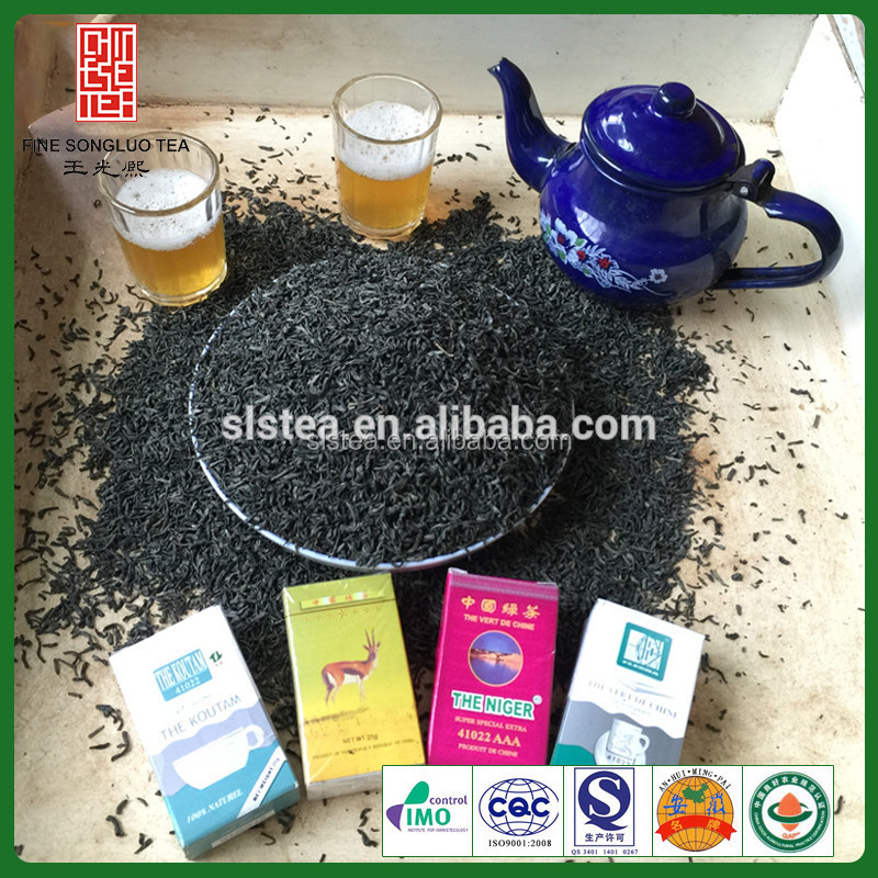 Import export company name- Huangshan Songluo Organic Tea Exploiture co ltd