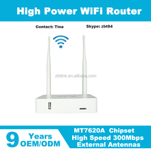 Metal shell 3G 4G SIM WIFI router with power supply 12V 1A