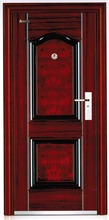 Hot Nigeria Steel door used exterior doors for sale made in China