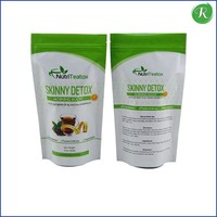 Coffee bags/Teabags/Flexographic printed stand up zipper pouches
