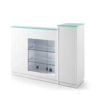 Retail Store Checkout Furniture Boutique Cashier Counter Design