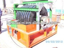Mining tailing ore recycling machine