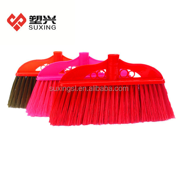 pvc coated wooden broom handle for plastic brush