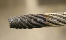 Fused tapered Stainless Steel Cable Sling AISI316 and AISI304