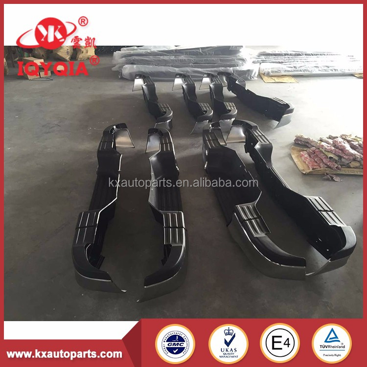 auto parts auto career bumper spoiler for HILUX REVO 2015-