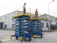 Hot Sale mobile mini scissor lift china/construction