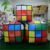 Advertising Inflatable Cube Balloon , Inflatable Square Helium Balloons